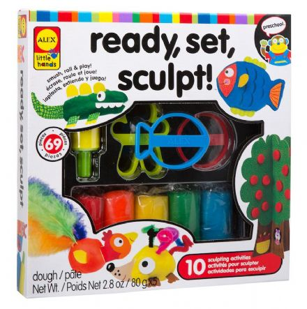 Alex Ready, Set Sculpt Art and Craft Set